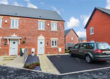 Thumbnail 3 bed semi-detached house for sale in Southfield Avenue, Sileby, Loughborough, Leicestershire