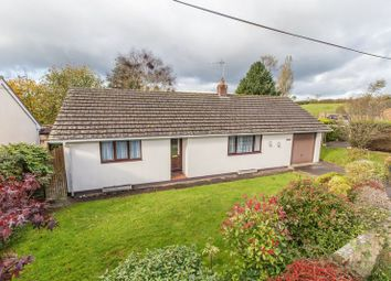 Thumbnail 2 bed detached bungalow for sale in Wood Lane, Morchard Bishop, Crediton