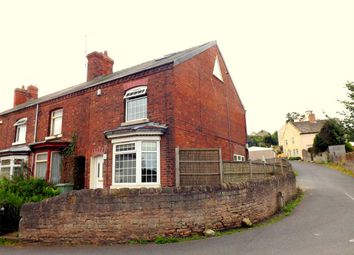 Thumbnail 4 bed town house to rent in Portland Street, Whitwell, Worksop