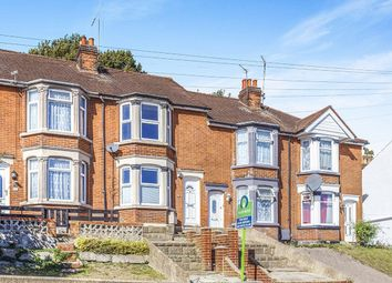 Thumbnail 3 bed terraced house to rent in Mount Road, Chatham