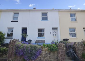 Thumbnail 2 bed terraced house for sale in Western Road, Torquay
