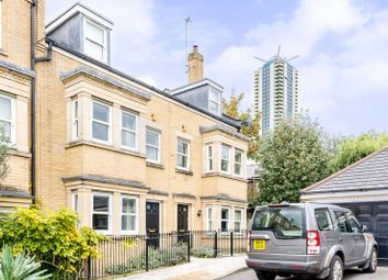 Thumbnail 4 bed property for sale in Polperro Mews, Kennington, London