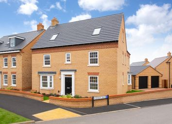 """Thumbnail 5 bed detached house for sale in """"Moorecroft"""" at Fen Street, Brooklands, Milton Keynes"""