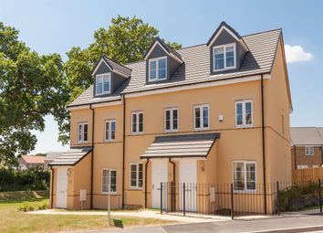 "Thumbnail 3 bed end terrace house for sale in ""The Souter"" at London Road, Rockbeare, Exeter"