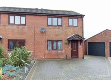 Thumbnail 3 bed semi-detached house for sale in Blea Beck, Askam-In-Furness