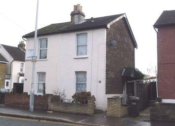 Thumbnail 2 bed cottage for sale in Bensham Lane, Thornton Heath, Surrey