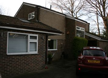 Thumbnail 4 bed detached house to rent in Birchside, Crowthorne