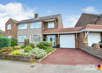 Thumbnail 3 bed semi-detached house for sale in Gaywood Avenue, Cheshunt, Cheshunt, Hertfordshire