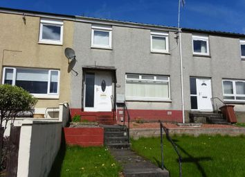Thumbnail 3 bed terraced house for sale in Hawthornhill Road, Dumbarton