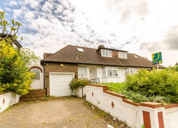Thumbnail 3 bed bungalow for sale in Downsview Road, Crystal Palace