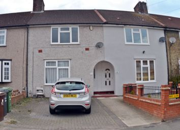 Thumbnail 2 bed terraced house to rent in Thetford Road, Dagenham