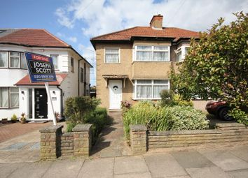 Thumbnail 3 bed semi-detached house for sale in Grange Hill, Edgware