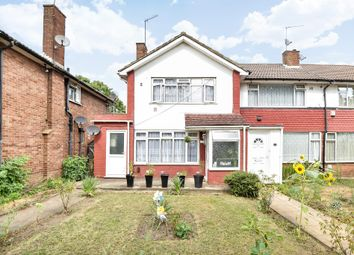 Thumbnail 3 bedroom end terrace house for sale in Craneswater, Hayes