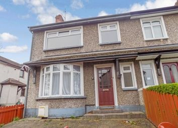 Thumbnail 3 bedroom end terrace house to rent in Belvoir Crescent, Lisburn