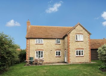 Thumbnail 4 bed detached house for sale in Garford, Nr Abingdon, Oxfordshire