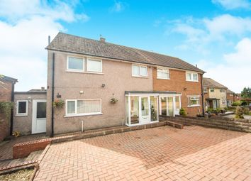 Thumbnail 3 bedroom semi-detached house for sale in Llanon Road, Llanishen, Cardiff
