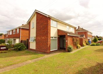 Thumbnail 3 bed detached house for sale in Conrad Road, Carlton Colville, Lowestoft