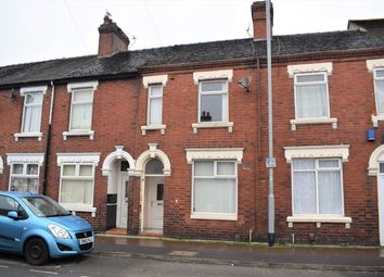 Thumbnail 5 bedroom terraced house for sale in Boughey Road, Shelton, Stoke On Trent