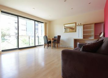 Thumbnail 1 bed flat to rent in Ocean Wharf, 60 Westferry Road, Docklands