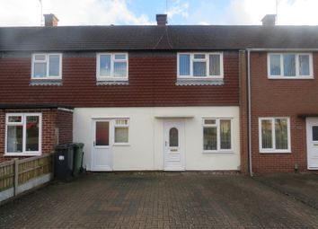 Thumbnail 3 bed terraced house for sale in Mason Avenue, Lillington, Leamington Spa