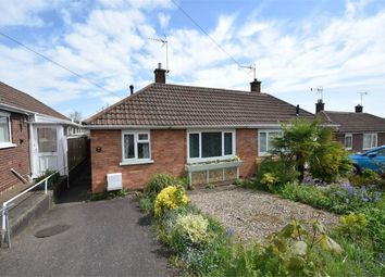 Thumbnail 2 bed semi-detached bungalow for sale in Collingwood Avenue, Bilton, Rugby, Warwickshire