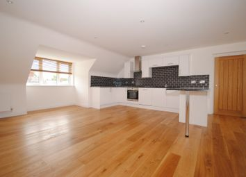 Thumbnail 2 bed flat to rent in Leicester Road, Quorn, Loughborough