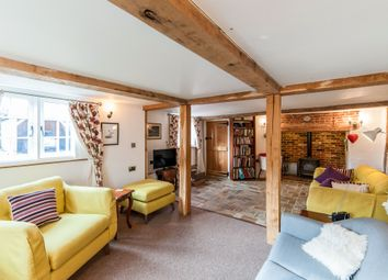 Thumbnail 4 bed detached house for sale in Hinderclay Road, Wattisfield, Diss