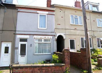 Thumbnail 2 bedroom terraced house for sale in Sherwood Street, Newton, Alfreton
