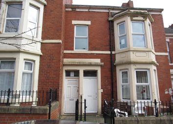 Thumbnail 4 bed maisonette to rent in Strathmore Crescent, Benwell