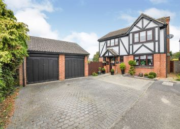 Wick Farm Road, St. Lawrence, Southminster CM0. 4 bed detached house