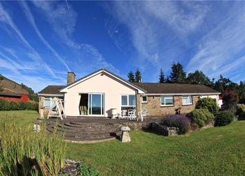 Thumbnail 3 bedroom bungalow for sale in Llanwrthwl, Llandrindod Wells, Powys