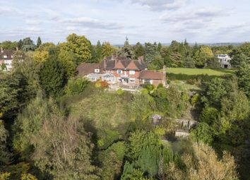 Thumbnail 5 bed detached house for sale in Old Avenue, St. Georges Hill, Weybridge