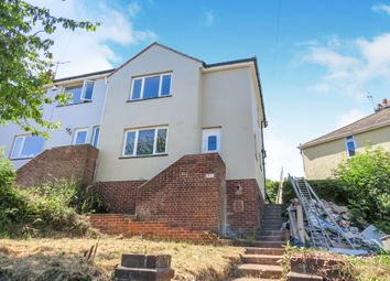 Thumbnail 2 bedroom terraced house for sale in Greenway Close, Torquay