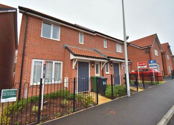 Thumbnail 3 bed terraced house for sale in Myrtlebury Way, Exeter, Devon