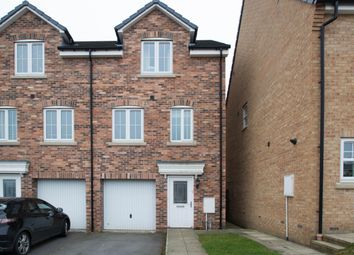 Thumbnail 3 bed semi-detached house to rent in Brackenrigg, Leadgate, Consett