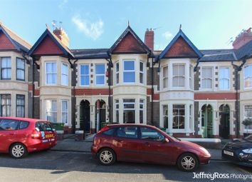 Thumbnail 3 bed terraced house to rent in Mafeking Road, Penylan, Cardiff