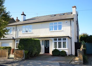 Thumbnail 4 bed semi-detached house to rent in Worthington Road, Surbiton