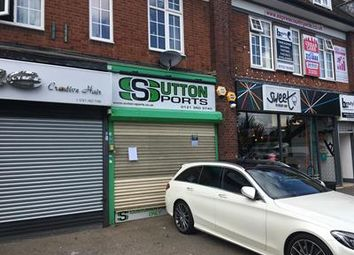 Thumbnail Retail premises to let in The Lanes Shopping Centre, Birmingham Road, Sutton Coldfield