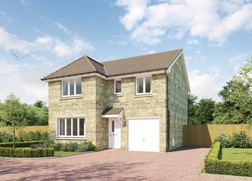 "Thumbnail 4 bedroom detached house for sale in ""Dukeswood - II"" at Meikle Earnock Road, Hamilton"