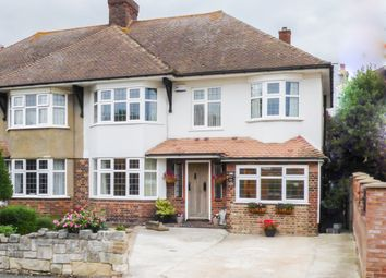 Thumbnail 4 bed semi-detached house for sale in Singlewell Road, Gravesend, Kent