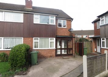 Thumbnail 3 bed semi-detached house to rent in Balmoral Drive, Willenhall