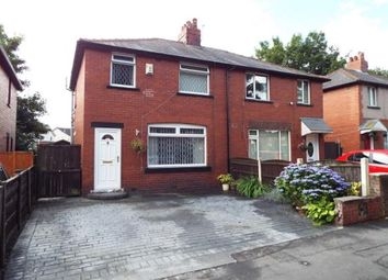 Thumbnail 3 bed semi-detached house for sale in Vale Avenue, Stoneclough, Manchester, Greater Manchester