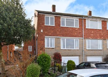 Thumbnail 4 bed semi-detached house for sale in Shakespeare Crescent, Dronfield, Derbyshire