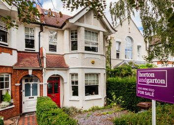 Thumbnail 4 bed terraced house for sale in Grove Park Terrace, Chiswick Riverside, Chiswick, London