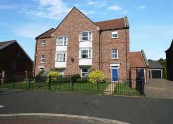 Thumbnail 6 bed semi-detached house for sale in Barmoor Drive, Gosforth, Newcastle Upon Tyne