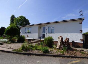 Thumbnail 2 bedroom mobile/park home for sale in Charles Road, Alvaston, Derby, Derbyshire