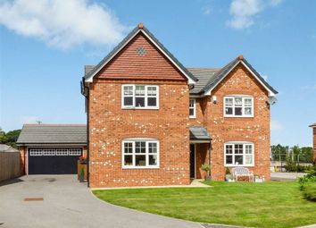 Thumbnail 4 bed detached house for sale in Elworth Hall Farm Road, Sandbach