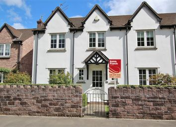 Thumbnail 4 bed semi-detached house for sale in Melindwr, Draethen, Newport