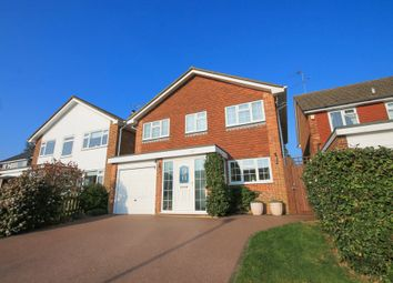 Thumbnail 4 bed detached house for sale in Lancaster Drive, East Grinstead