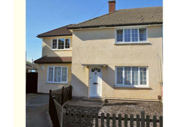 Thumbnail 4 bed end terrace house for sale in Thursley Crescent, Croydon